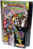 Fireworks - Fireworks Assortments - No. 5 ASSORTMENT