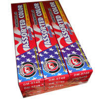 Wholesale #8 COLOR SPARKLERS - Wire