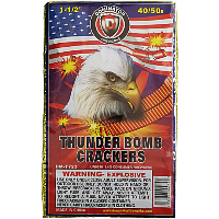 Wholesale Dominator Thunderbomb Firecrackers 50s