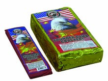 Fireworks - Firecracker Store - Buy firecrackers for sale online at US Fireworks Firecracker Store - Firecrackers are small rolled paper tubes with a fuse that produce a loud bang. Firecrackers can be purchased in packs rolls and strips. - Dominator Firecrackers 200s