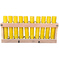 Wholesale 10 Shot Consumer Mortar Rack