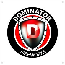 Fireworks - Fireworks Promotional Supplies - Dominator Poster Pack