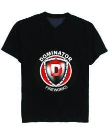 Fireworks - Fireworks Promotional Supplies - Dominator t-shirt