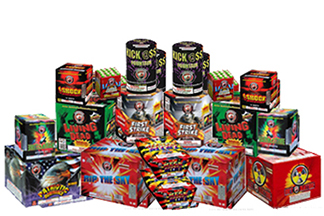 Fireworks - Fireworks Assortments - Noisy Neighbor Fireworks Display