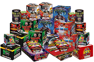 Fireworks - Fireworks Assortments - 4th of July Spectacular Fireworks Display
