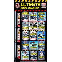 Fireworks - Fireworks Assortments - Ultimate Aerial Assortment