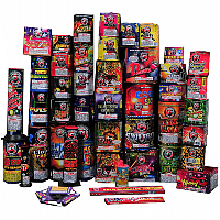 Fireworks - Fireworks Assortments - Commando Soldier