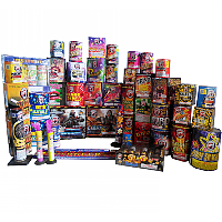 Fireworks - Fireworks Assortments - Word War III