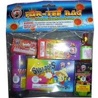 Fireworks - Fireworks Assortments - Par-Tee Bag