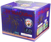 Wholesale All That glitters - 500g Fireworks Cake