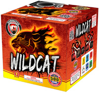 Wholesale Wildcat - 500g Fireworks Cake