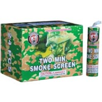 Fireworks - Smoke Items - Two Min. Smoke Screen