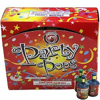 Fireworks - Party Poppers Non-explosive so no min order and lower shipping rates! - Party Pops