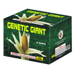 Fireworks - 500g Firework Cakes - Genetic Giant
