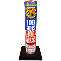 Fireworks - 200G Multi-Shot Cake Aerials - 100S Magical Barrage