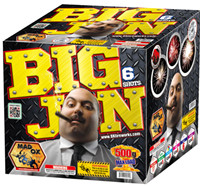 Wholesale Big Jon - 500g Fireworks Cake