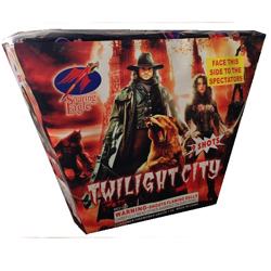 Fireworks - 500g Firework Cakes - Twilight City