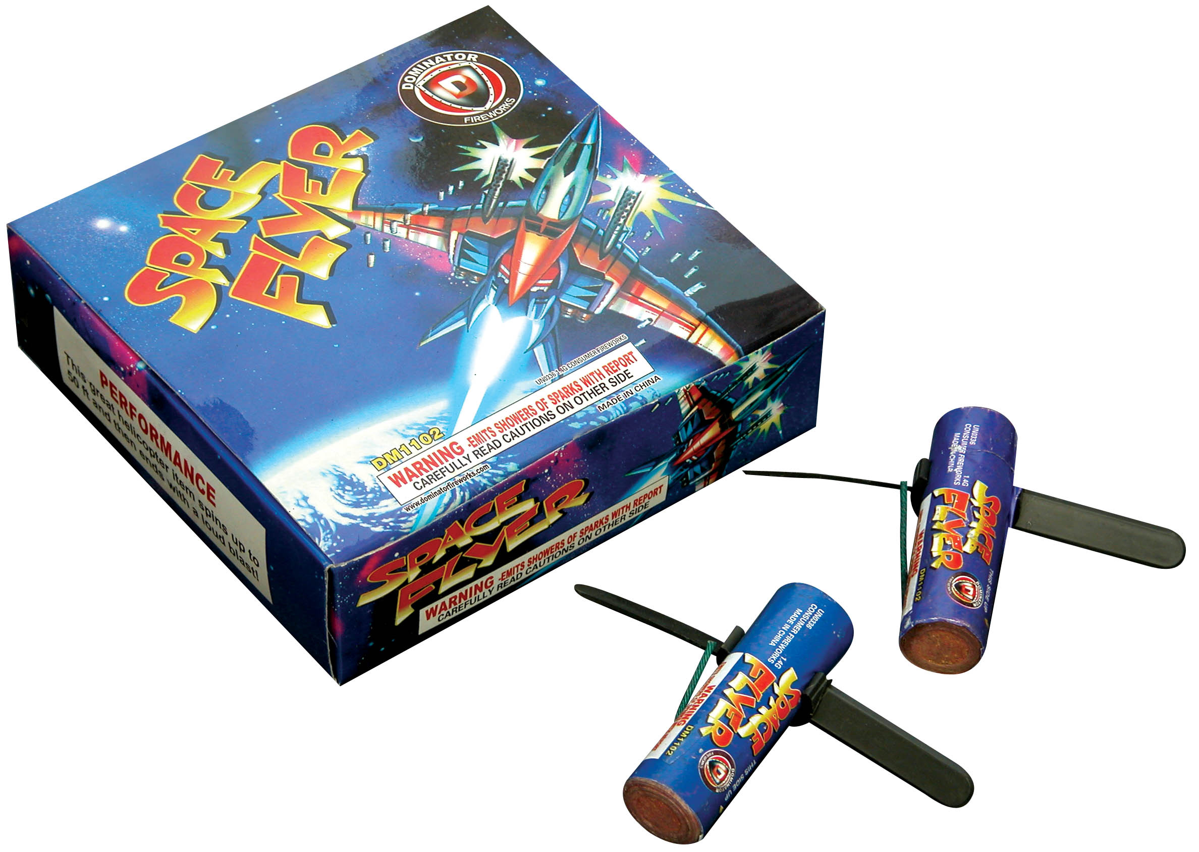 Fireworks - Miscellaneous Fireworks - SPACE FLYER/Space Fighter
