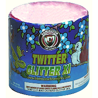 Fireworks - 200G Multi-Shot Cake Aerials Store - Buy fireworks cake for sale on-line - Twitter Glitter, Jumbo