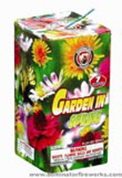 Garden In Spring Fireworks For Sale - 200G Multi-Shot Cake Aerials
