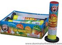 Fireworks - Parachutes Firework Store - A favorite of both kids and adults alike.  Great fun as daytime fireworks as well. - 3 Day Parachute With Smoke