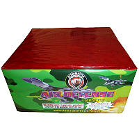 AIR DEFENSE Fireworks For Sale - 200G Multi-Shot Cake Aerials