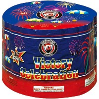 Fireworks - Parachutes Firework Store - A favorite of both kids and adults alike.  Great fun as daytime fireworks as well. - Victory Celebration w/ Parachutes