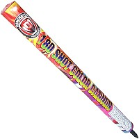 Fireworks - Roman Candles For Sale - Each tube contains multiple shots of stars-firecrackers-hummers-spinners and more! - 180 shot Color Cannon