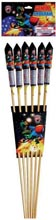 Fireworks - Rockets Fireworks For Sale- Sky Rockets Bottle Rockets Saturn Missiles  - Gemini Program Rocket