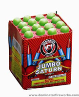 Jumbo Saturn Fireworks For Sale - Missiles