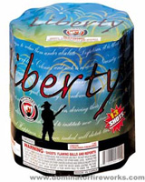 Liberty Fireworks For Sale - 200G Multi-Shot Cake Aerials