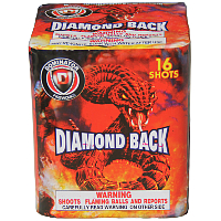 Fireworks - 200G Multi-Shot Cake Aerials Store - Buy fireworks cake for sale on-line - Diamond Back
