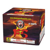 Fireworks - 200G Multi-Shot Cake Aerials Store - Buy fireworks cake for sale on-line - F5