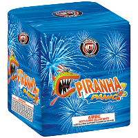 Fireworks - 200G Multi-Shot Cake Aerials Store - Buy fireworks cake for sale on-line - Piranha Panic