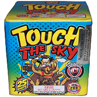 Touch The Sky - 200g Fireworks Cake Fireworks For Sale - 200G Multi-Shot Cake Aerials