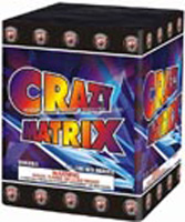 Fireworks - 200G Multi-Shot Cake Aerials Store - Buy fireworks cake for sale on-line - Crazy Matrix