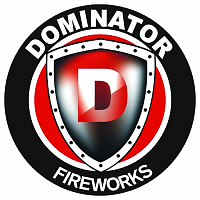 Fireworks - Fireworks Promotional Supplies - Dominator Sticker
