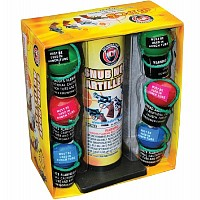 1in Snub Nose Artillery - Artillery Shells Fireworks For Sale - Reloadable Artillery Shells