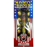 Mighty Magnum - Artillery Shells with Tails Fireworks For Sale - Reloadable Artillery Shells