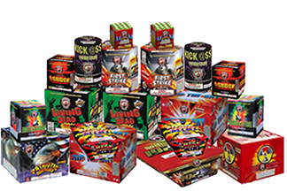 Block Buster Fireworks Display Fireworks For Sale - Fireworks Assortments