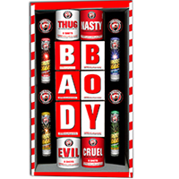 BAD BOY Fireworks Assortment Fireworks For Sale - Fireworks Assortments