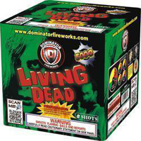 Living Dead  Fireworks For Sale - 500g Firework Cakes