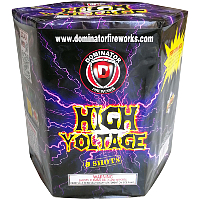 High Voltage Fireworks For Sale - 500g Firework Cakes