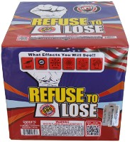Refuse to Lose 500G Fireworks For Sale - 500g Firework Cakes