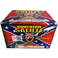 Fireworks - Maximum Load 500g Cakes - Our top selling fire works sold at our on-line store! - Southern Salute