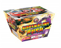 Fireworks - Maximum Load 500g Cakes - Our top selling fire works sold at our on-line store! - Adrenaline Rush