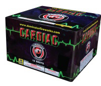 Fireworks - Maximum Load 500g Cakes - Our top selling fire works sold at our on-line store! - Cardiac