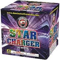 Star Charger Fireworks For Sale - 500g Firework Cakes