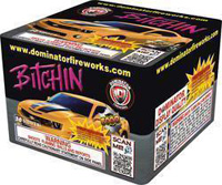Bitchin Fireworks For Sale - 500g Firework Cakes