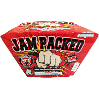 Jam Packed Fireworks For Sale - 500g Firework Cakes